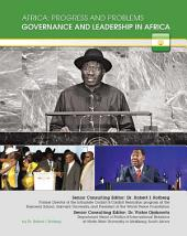 Governance and Leadership in Africa