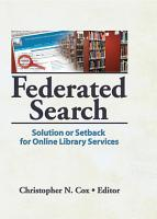 Federated Search PDF