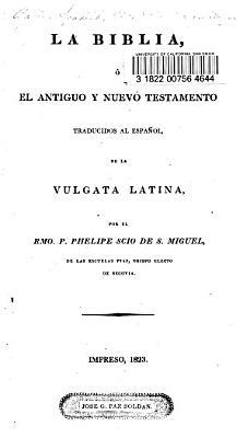 La Biblia PDF