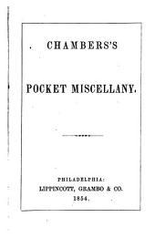 Chambers's Pocket Miscellany: Volume 5