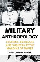 Military Anthropology PDF