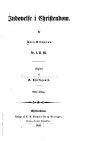 Indøvelse i christendom: Nr. I. II. III.