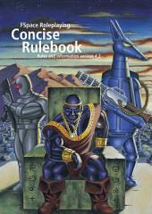 FSpace Roleplaying Concise Rulebook 4.2