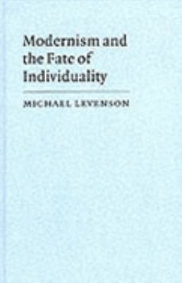 Download Modernism and the Fate of Individuality Book