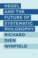 Hegel and the Future of Systematic Philosophy PDF