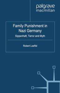 Family Punishment in Nazi Germany PDF