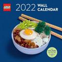 2022 LEGO  R  Wall Calendar