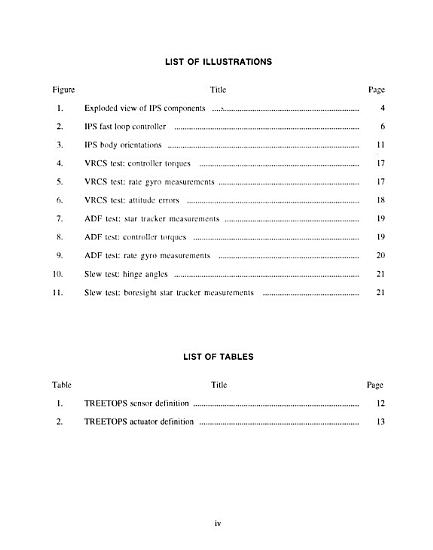 A Simulation of the Instrument Pointing System for the Astro 1 Mission PDF