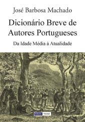 Dicionário Breve de Autores Portugueses