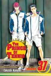 The Prince of Tennis, Vol. 37: The Terror of Comic Tennis