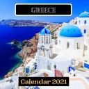 Greece Calendar 2021