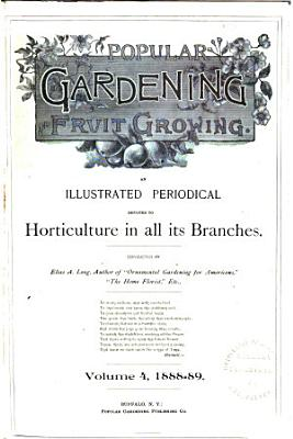 Popular Gardening and Fruit Growing PDF