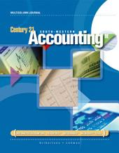 Century 21 Accounting: Multicolumn Journal: Edition 9