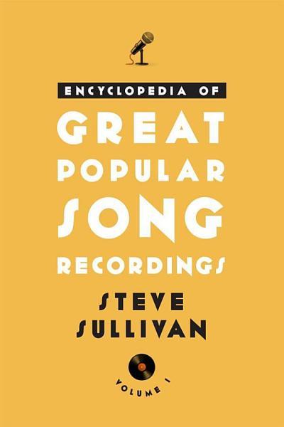 Encyclopedia of Great Popular Song Recordings