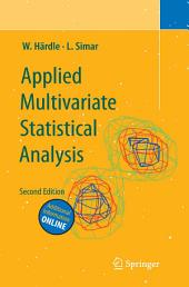 Applied Multivariate Statistical Analysis: Edition 2