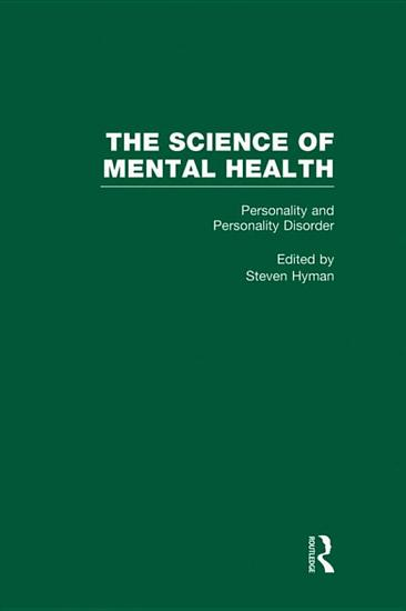 Personality and Personality Disorders PDF