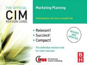 CIM Revision Cards Marketing Planning: Edition 2