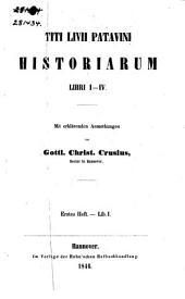 Titi Livii Patavini Historiarum libri I-X