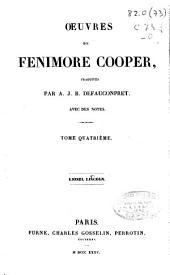 Oeuvres de Fenimore Cooper: Lionel Lincoln