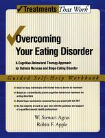 Overcoming Your Eating Disorder PDF