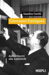 Giovanni Enriques: dalla Olivetti alla Zanichelli
