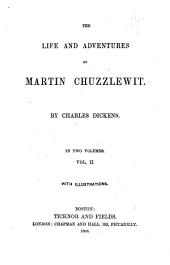 Works of Charles Dickens: Martin Chuzzlewit