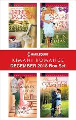 Harlequin Kimani Romance December 2018 Box Set