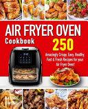 Air Fryer Oven Cookbook