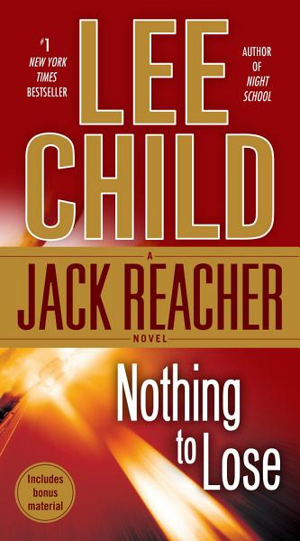Download Nothing to Lose Book