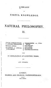 Library of Useful Knowledge: Natural philosophy, Volume 2