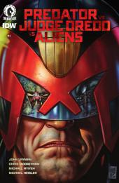 Predator vs. Judge Dredd vs. Aliens #1