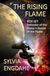 The Rising Flame: Box Set: Defender of the Flame and Herald of the Flame