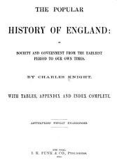 The Popular History of England PDF