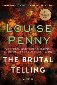 The Brutal Telling Book