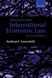 International Economic Law: Edition 2