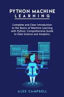 Python Machine Learning PDF