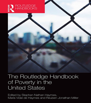The Routledge Handbook of Poverty in the United States PDF