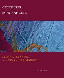 Money Banking And Financial Markets Book PDF