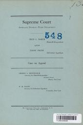 Supreme Court Appellate Division Third Dept. Vol. 1286