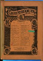 The Chautauquan PDF