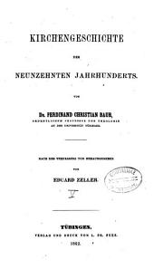 Kirchengeschichte des neunzehnten Jahrhunderts