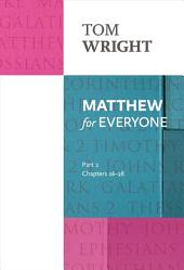 Matthew for Everyone: Part 2