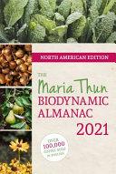 Download North American Maria Thun Biodynamic Almanac Book