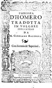 L' Odissea D'Homero