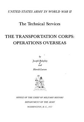 The Transportation Corps PDF