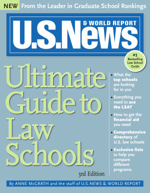 U  S  News Ultimate Guide to Law Schools PDF