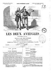 Les deux aveugles bouffonnerie musicale paroles de J. Moinaux