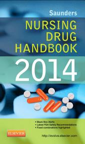 Saunders Nursing Drug Handbook 2014 - E-Book