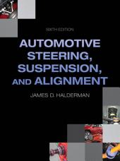 Auto Steering, Suspension, Alignment: Edition 6