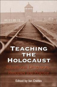 Teaching the Holocaust PDF